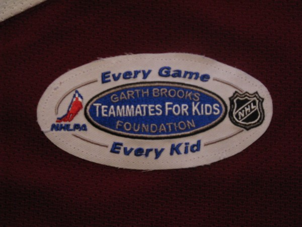 Ben Guite Teammates for Kids GI patch