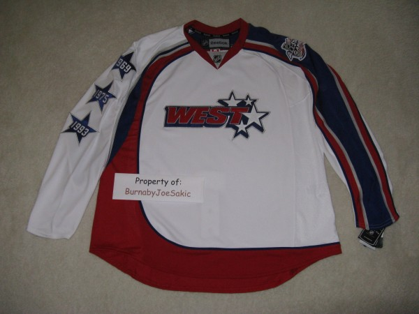 2009 Western Conference All-Star Jersey
