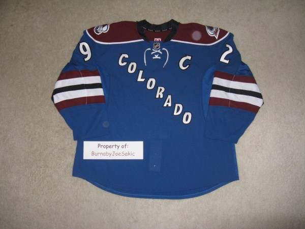 Landeskog Blue Alternate